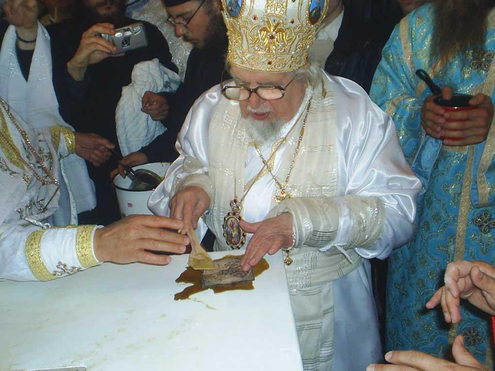 11  Sfintire 2005