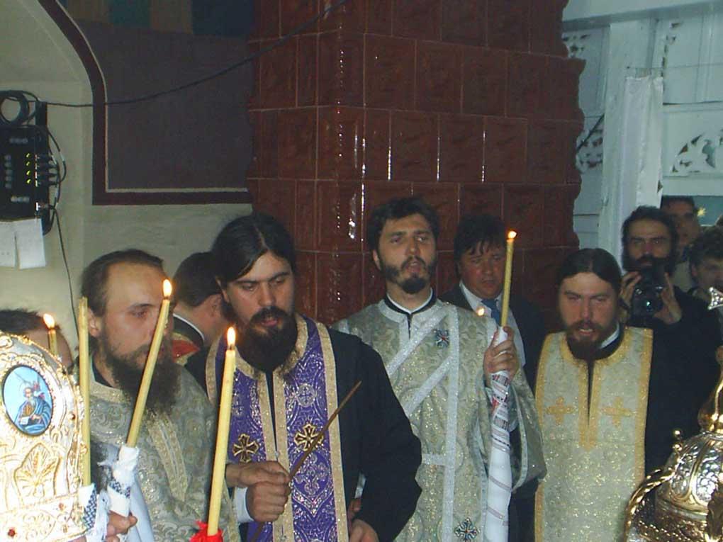 27  Sfintire 2005